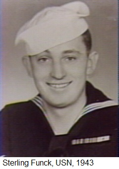 Funck, Sterling - US Navy Picture - 1943