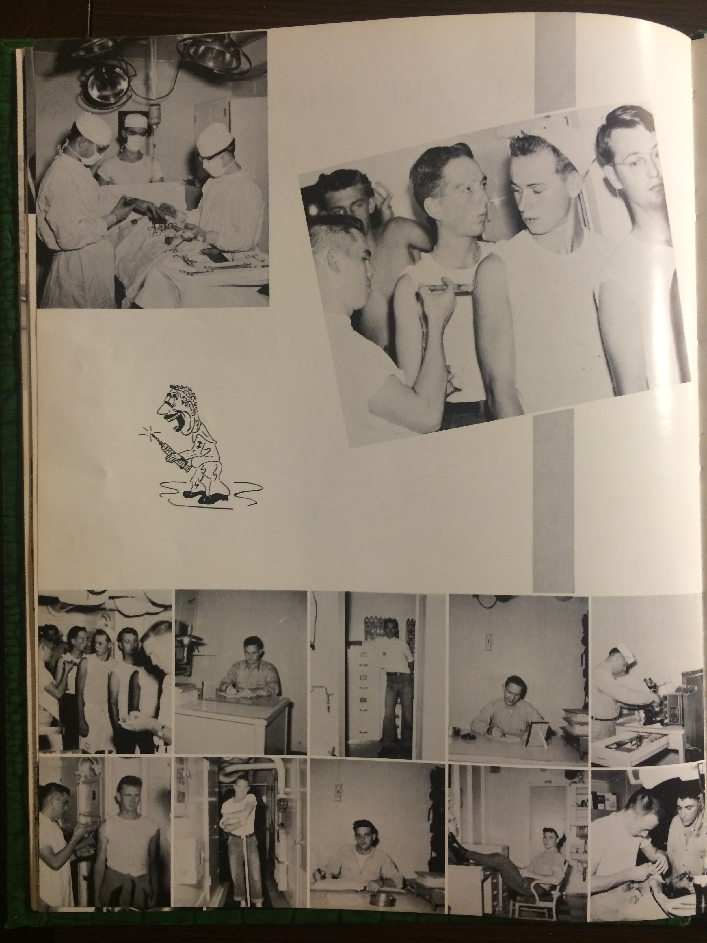 USS Calvert 1956 - Sixth Far East Cruise Book - 027