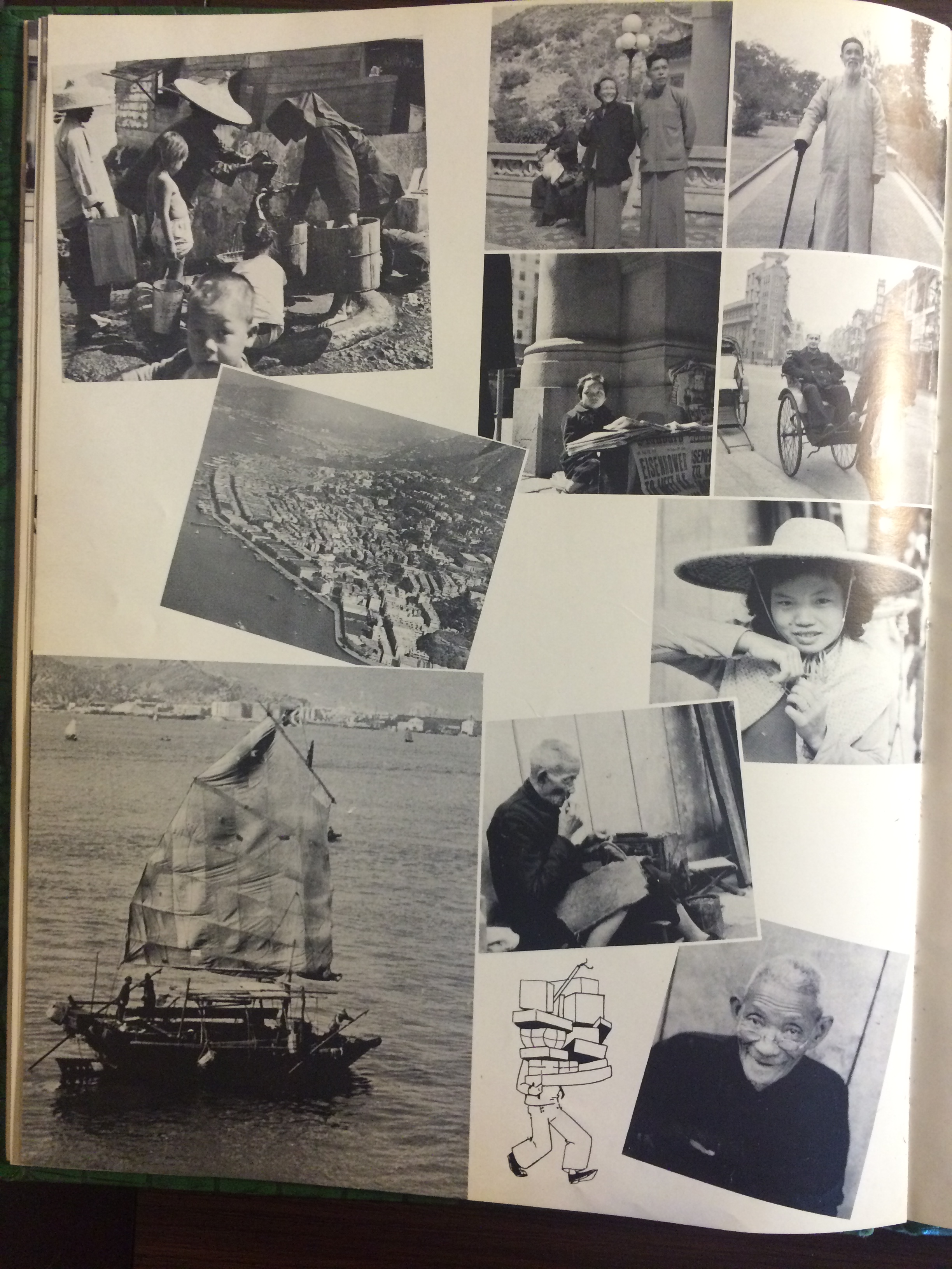 USS Calvert 1956 - Sixth Far East Cruise Book - 041